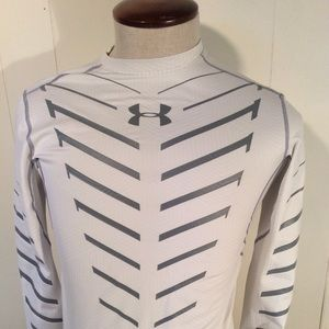 Under Armour cold gear compression long sleeve L
